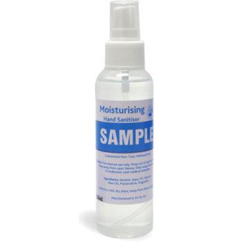 125Ml Spray Sanitiser