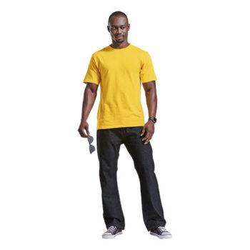 145g  Crew neck t-shirt