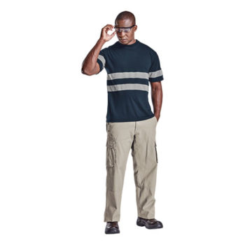 150g Safety T Shirt With Tape