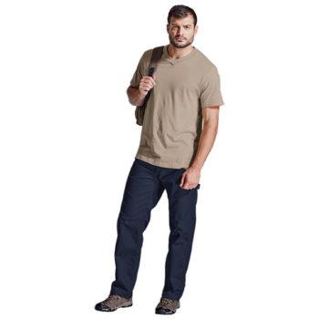 180G Barron V-Neck T-Shirt