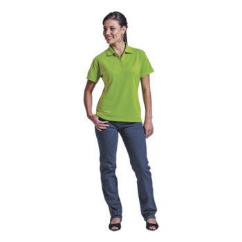 200g Pique Knit Golf Shirt