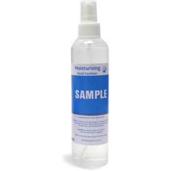 250Ml Spray Sanitiser