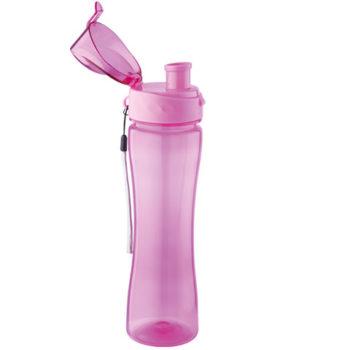 500ml Colourful Flip Top Water Bottle