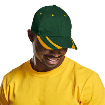 6 Panel Supporter Cap