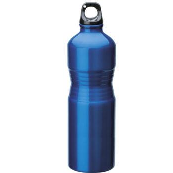 680Ml Shaped Aluminium Water Bottle