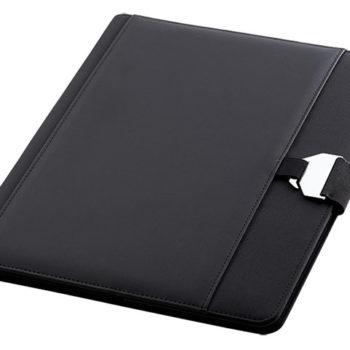 A4 Folder with Buckle Clip Design