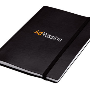 A5 Journal With Elastic Band Closure - 80 Pages