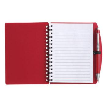 A6 Spiral Notebook And Pen