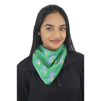 Adult Sublimated Tie Bandana