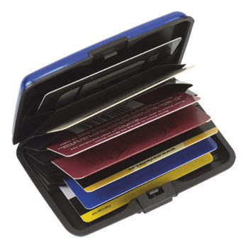 Aluminium Credit Card And Business Card Case
