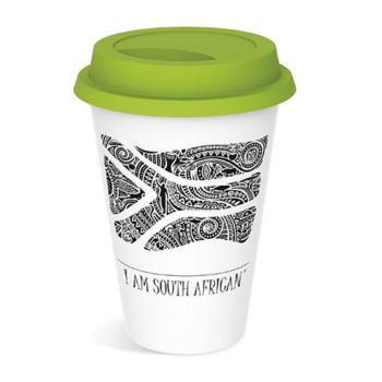 Andy Cartwright I Am South African Tumbler