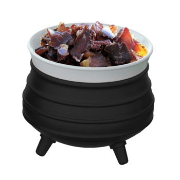 Andy Cartwright Poykie Ceramic Pot - Black