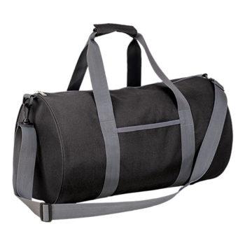 Barrel Shaped Sports Bag