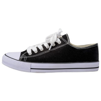 Barron Canvas Lace Up Shoe