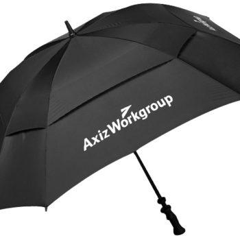 Black Knight Square Golf Umbrella