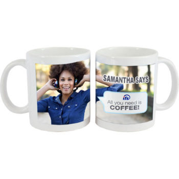 Blanco Ceramic Coffee Mug