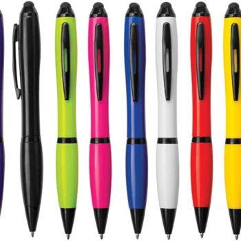 Bold Twist Stylus Pen