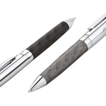 Brass Twist Ballpoint Pen
