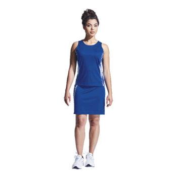 Brt Triflex Single Set - Top And Skirt