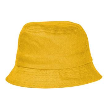 Brushed Cotton Twill Bucket Cap