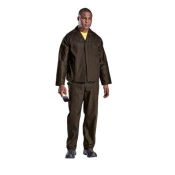 Budget Poly Cotton Conti Suit
