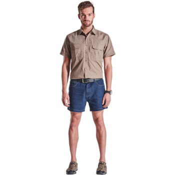 Bundu Denim Shorts