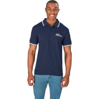 Cambridge Cotton-Touch Golf Mens Shirt