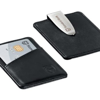 Card Holder And Money Clip