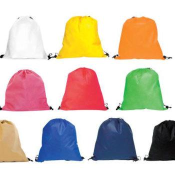 Colour Brite Drawstring Bag