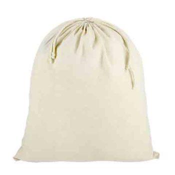 Cotton Drawcord Bag