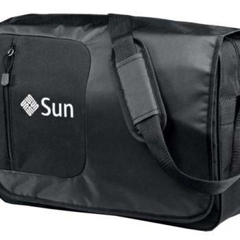 Crescendo Compu-Messenger Bag