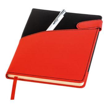 Diagonal Design A5 Notebook