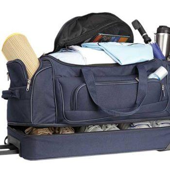Double Decker Trolley Bag