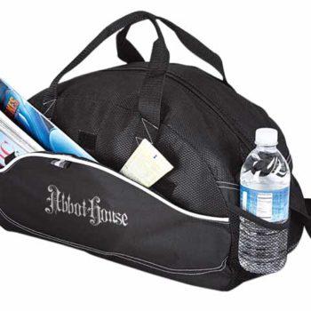 Dual Material Duffel Bag - 600D/Non-Woven