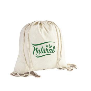 Eco-Cotton Drawstring Bag