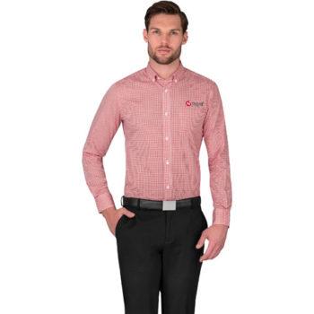 Edinburgh Mens Long Sleeve Shirt