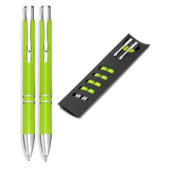 Elektra Ball Pen and Clutch Pencil Set