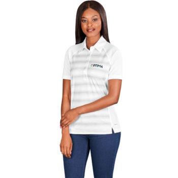 Elevate - Shimmer Golf Shirt - Ladies