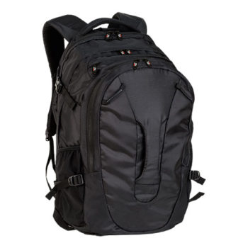 Executive Backpack With Front Carry Handle