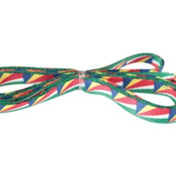 Flag Shoelaces