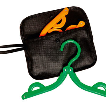 Foldable Hangers in Pouch