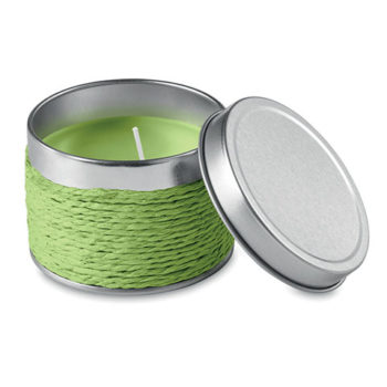 Fragranced Candle In Tin