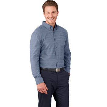Gents Oxford Long Sleeve