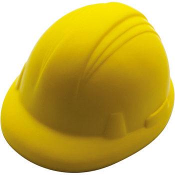 Hard Hat Shaped Stress Ball