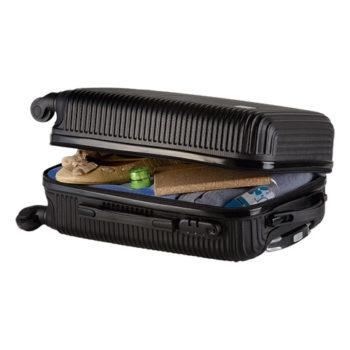 Hard Shell Luggage Trolley
