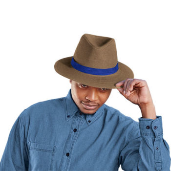 Havana Hat - Separate Band (Pack of 5)-band only