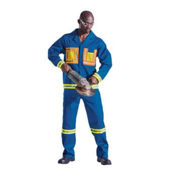 Hi-Vis Construction Conti Suit