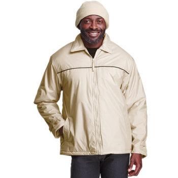 Hi-tech bomber jacket