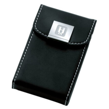 Hinged Lid Business Card Case