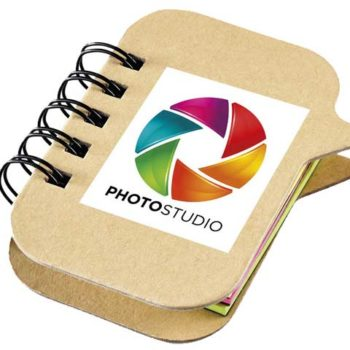 Inscription Memo Pad And Sticky Flags